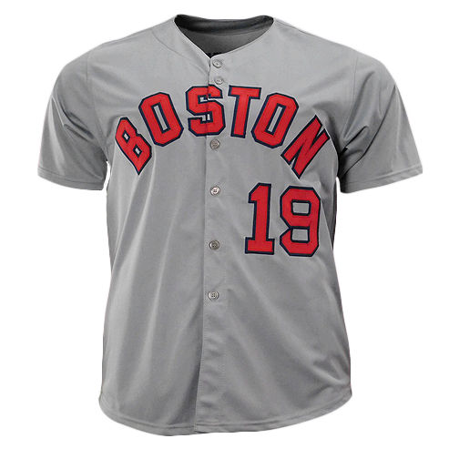 Fred Lynn Signed Boston Pro Edition Grey Baseball Jersey (JSA)