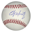 Edgar Martinez Autographed Official Major League Baseball (JSA)