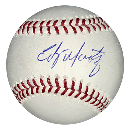 Edgar Martinez Autographed Official Major League Baseball (PSA COA) HOT! Just Inducted!
