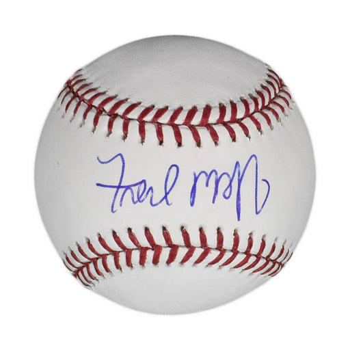 Fred McGriff Signed Official Major League Baseball (JSA)