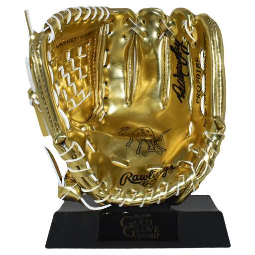 Dale Murphy Signed Rawlings Mini Gold Glove Award (PSA)