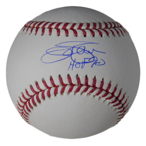 Jim Palmer Signed HOF 90 Official Major League Baseball (JSA)