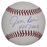 Jim Rice Autographed Official Major League Baseball (JSA) HOF Inscription