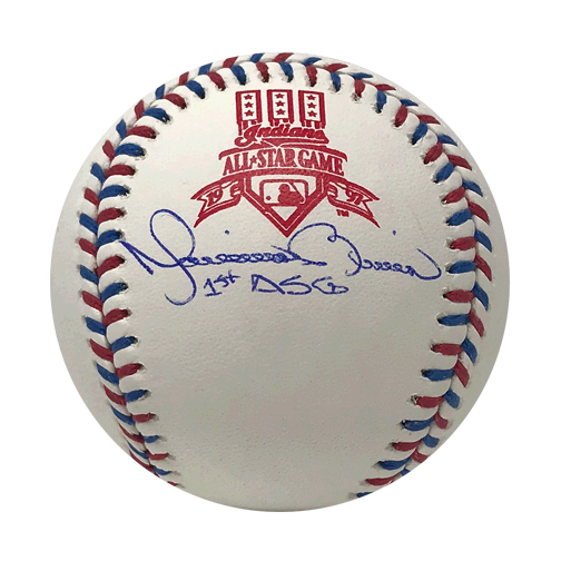 Mariano Rivera Indians Signed '97 1st ASG Official 1997 All-Star Game Baseball (JSA)