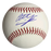 Anthony Seigler New York Yankees 2018 #1 Draft Pick Autographed Official Major League Baseball (JSA )