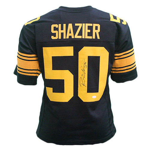 on sale f342e 44210 Ryan Shazier Pro Style Autographed Football Jersey Color Rush (JSA COA)