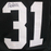 Donnie Shell Autographed Pro Style Football Jersey Black (JSA)