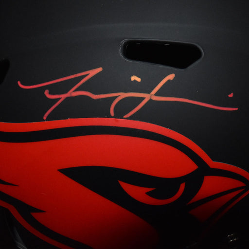 Isaiah Simmons Signed Arizona Cardinals Eclipse Speed Full-Size Replica Football Helmet (JSA)