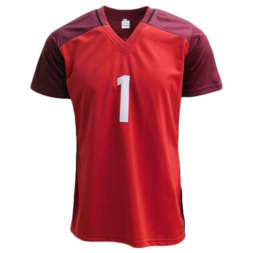 Hope Solo Autographed Soccer Red Jersey (JSA COA) MISC