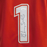 Hope Solo Autographed Soccer Red Jersey (JSA)