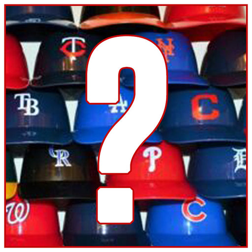 2 MLB Souvenir Helmet Mystery – Guaranteed Hit List!
