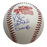 Darryl Strawberry Autographed 1986 World Series Official Major League Baseball w/ 86 World Series Inscription (PSA)