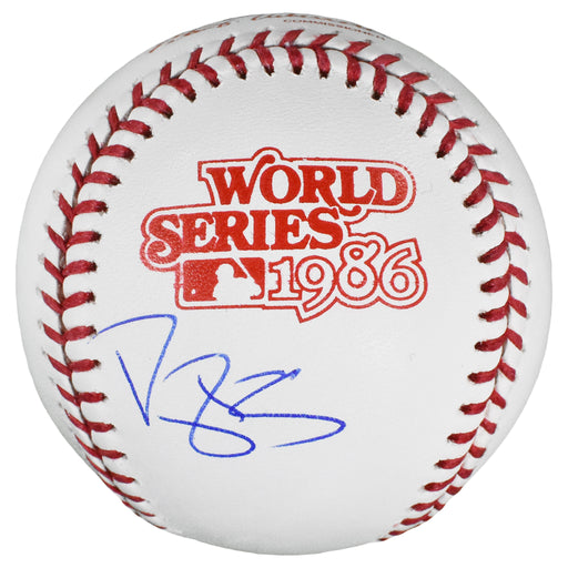 Darryl Strawberry Signed 1986 World Series Official Major League Baseball (PSA)