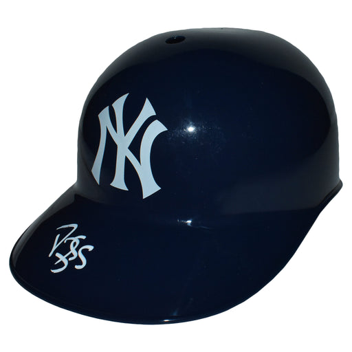 Darryl Strawberry Signed Full-Size Yankees Souvenir Helmet (PSA)