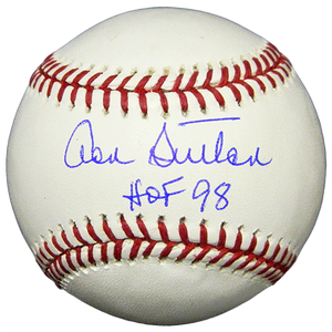 """12 Hour Best Price"" Don Sutton Autographed Official Major League Baseball (JSA COA) HOF Inscription Included!"