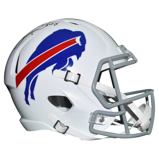 Thurman Thomas Signed Buffalo Bills Full-Size Speed Replica Football Helmet  (JSA)