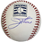 Jim Thome Autographed Hall of Fame Official Major League Baseball (Beckett)