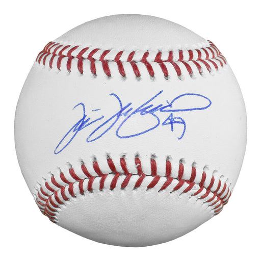 Tim Wakefield Signed Rawlings Official Major League Baseball (JSA)