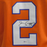 Sammy Watkins Autographed College Orange Football Jersey (Beckett)