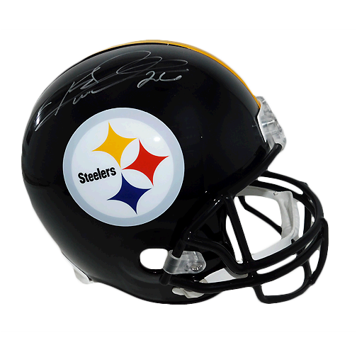 Rod Woodson Signed Pittsburgh Steelers Full-Size Replica Football Helmet (JSA)