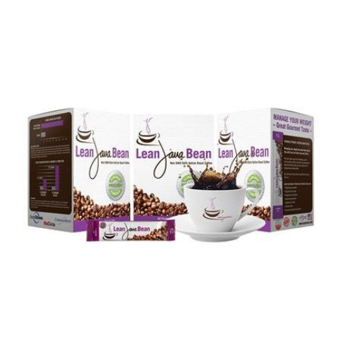 Lean Java Bean Keto Coffee 3 Boxes (90 Packets)