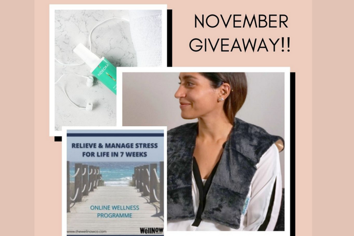 Boost Your Wellness & Self Care Routine this Winter with our Wellness Giveaway