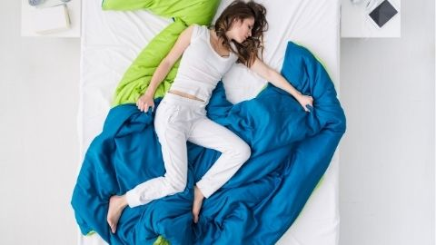 How Weighted Blankets can help with Restless Leg Syndrome?