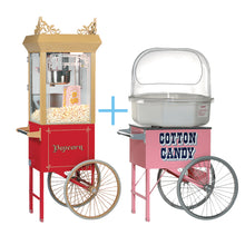 2 For 1 Deal (Caramel Popcorn with Cotton Candy)