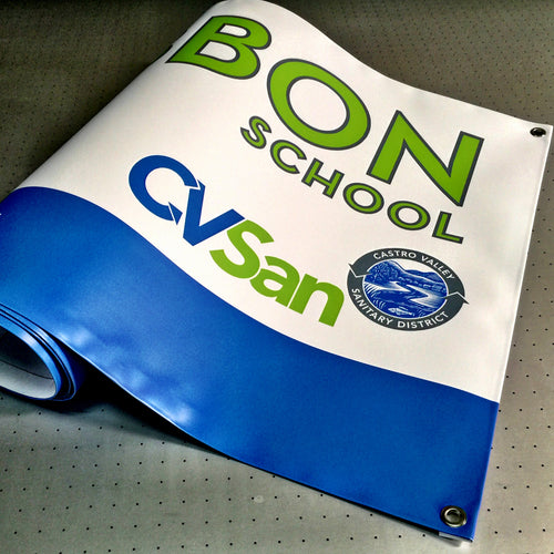 Vinyl Banners Delivery Anywhere in Ontario