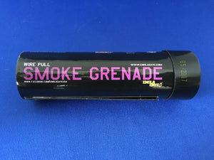 Red or Blue Smoke Grenade Now Available for gender reveals