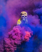 Pink or Blue Smoke Grenade Now Available for gender reveals