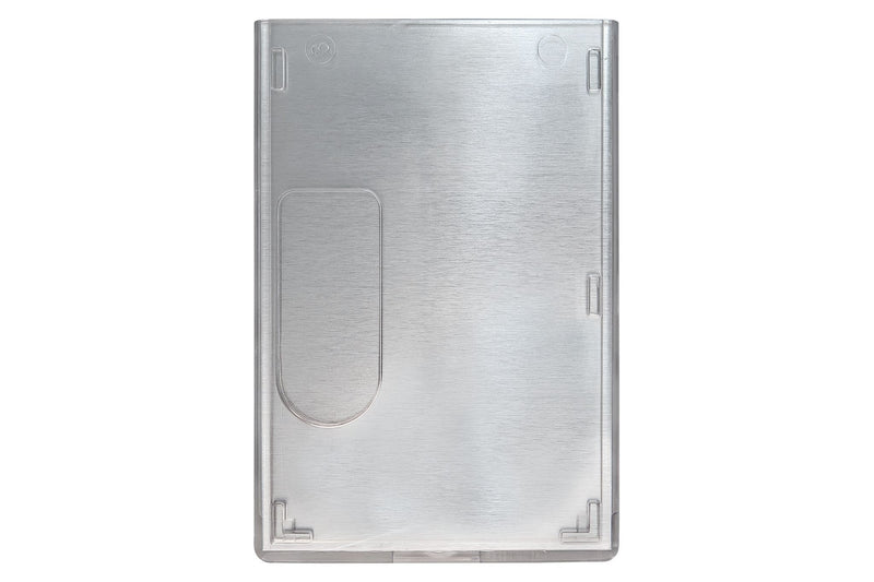 "1840-5081 CardProtectors™ Rigid Vertical Shielded 2-Card Holder, 3.38"" x 2.13"""