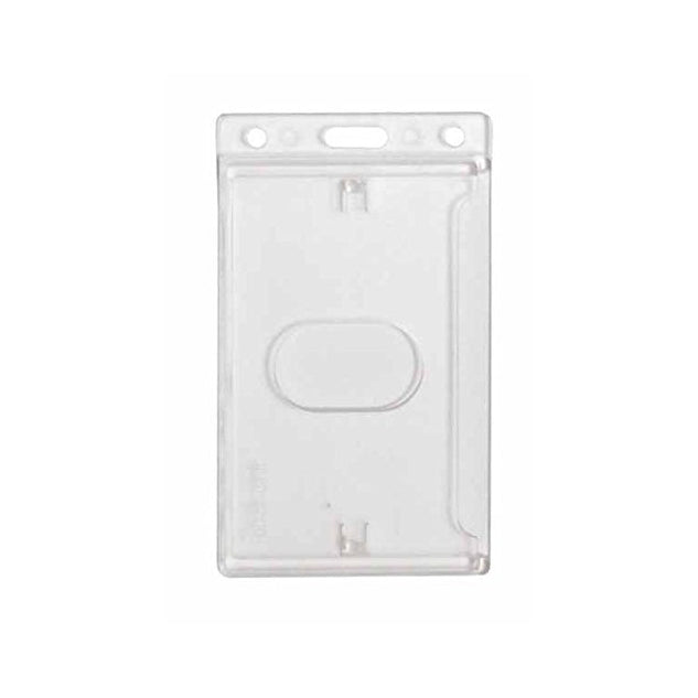 HPBH-V1 or 1840-6500 Hard Plastic Badge Holders V1