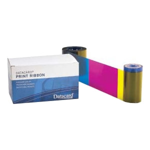 806124-102 Datacard Colour Printer Ribbon (YMCK)