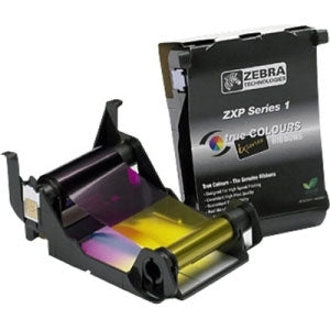 800011-140 Zebra ZXP Series 1 Colour Ribbon