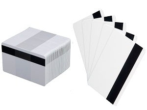 81762 Fargo ultra Card III with High Coercivity Magnetic Stripe, 30mil CR80