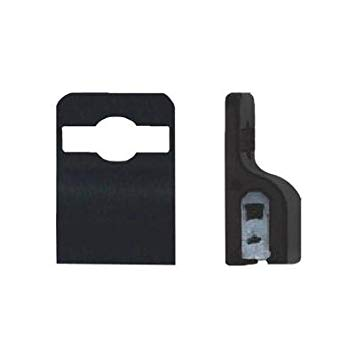 5710-3050 Slot Free Holders-Gripper Colour Black