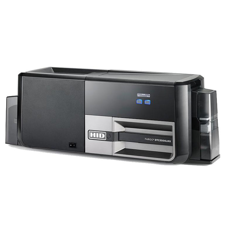 Fargo DTC5500LMX Dual-Sided ID Card Printer/Laminator/Encoder