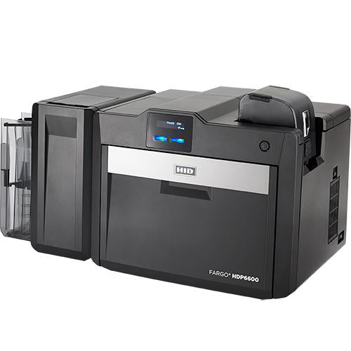 Fargo HDP6600 Dual-Sided Laminating ID Card Printer