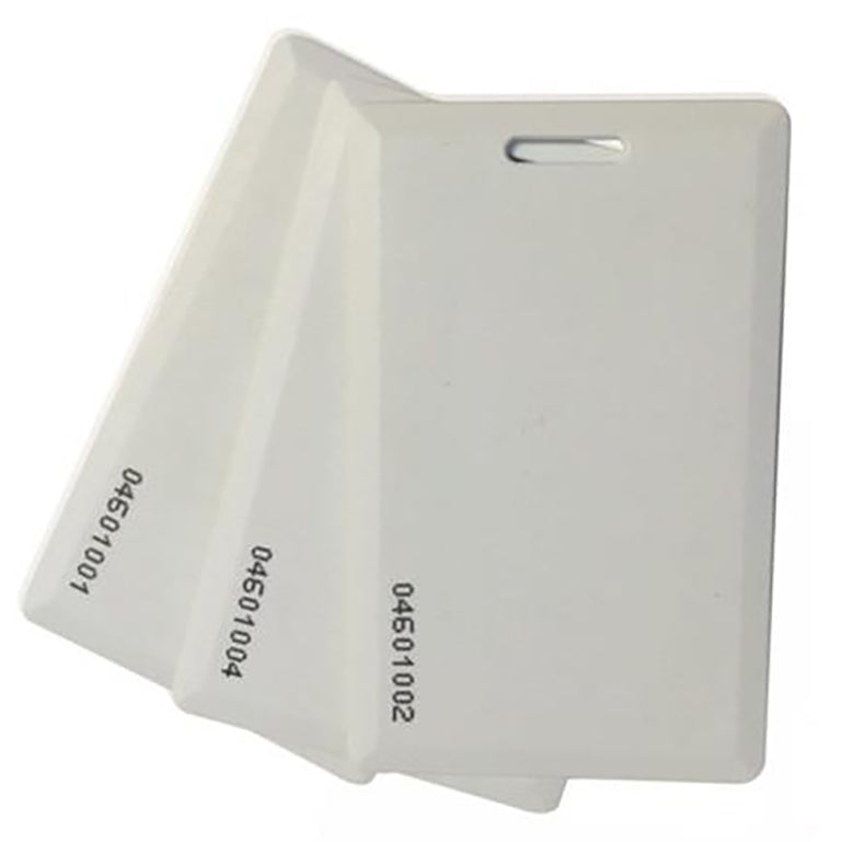 GrooveProx HID Compatible (H10301 26bit) Clamshell Cards