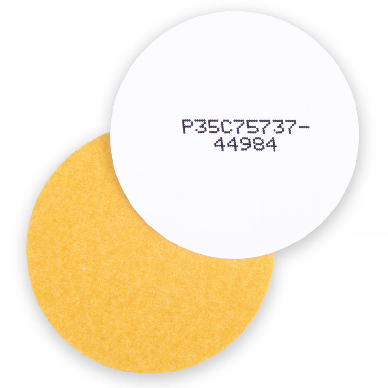 GrooveProx HID Compatible (H10304 37bit) Adhesive PVC Disc