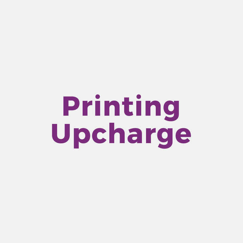 Groove Badges Upcharge - 3 Colour Logo Printed on Badge Reel