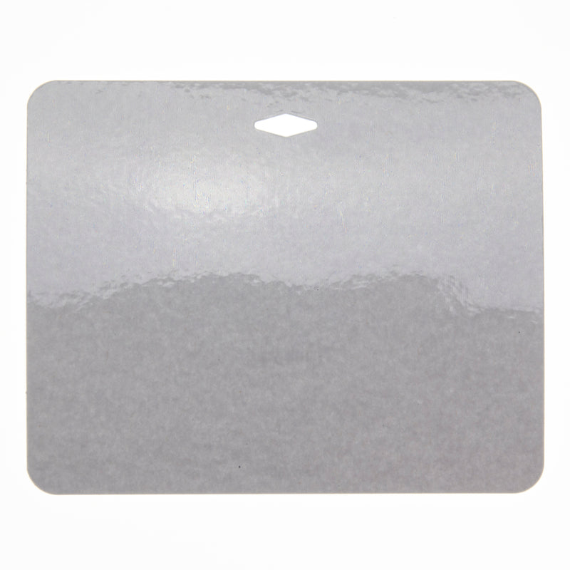 Blank Reusable Visitor badge Tags Backings VRBT