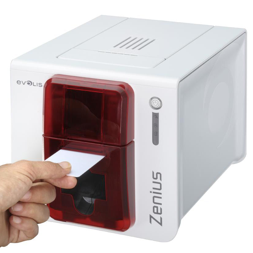 Evolis Zenius Single Sided Card Printer