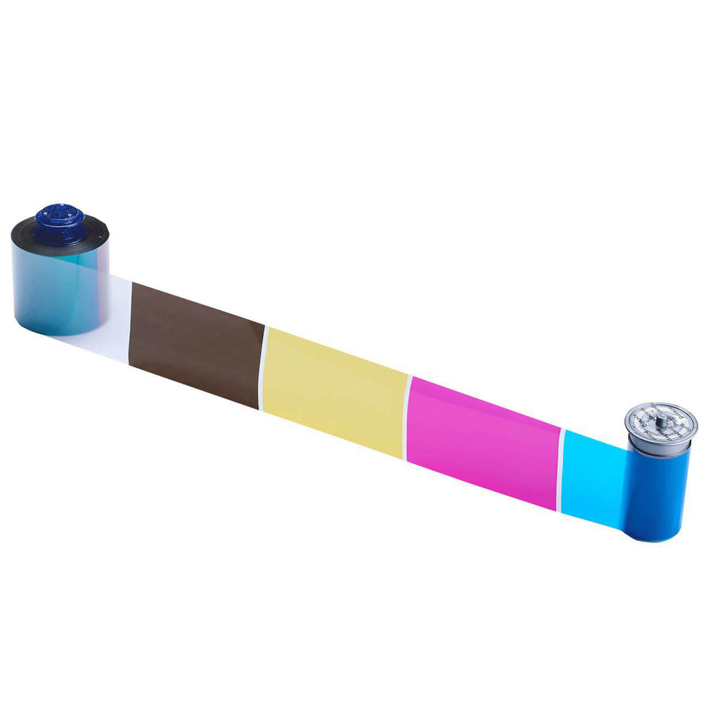 513382-205 Entrust Datacard CMYKP-KPi Color Pigment Ribbon