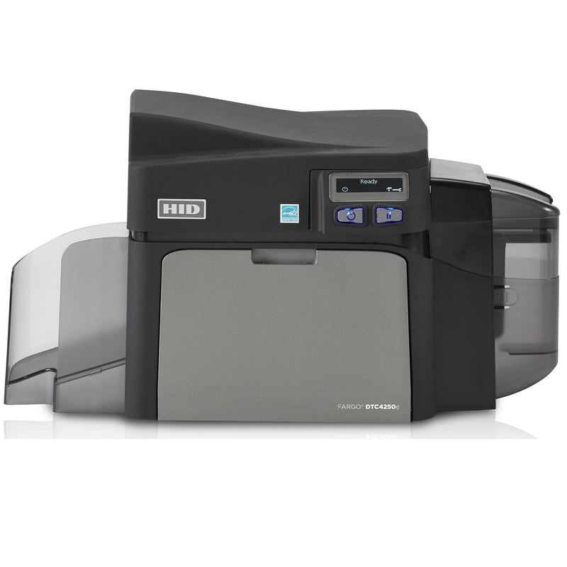 052100 Fargo DTC4250e Dual-Sided ID Card Printer