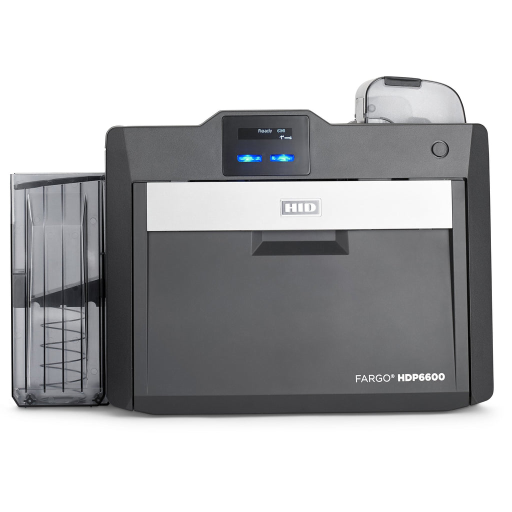 HID Fargo HDP6600 Single Sided ID Card Printer