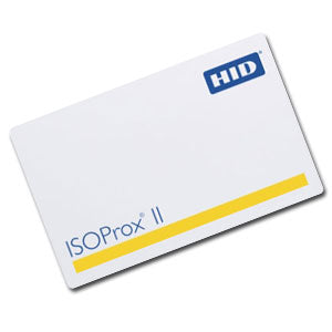 HID Proximity ISOProx II Cards, 26bit, Format H10301