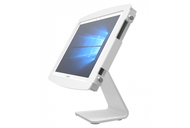 WhosOnLocation Surface Pro Enclosure Kiosk (Counter-Top Stand)