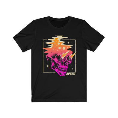 Distorted - Black Shirt